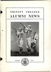 Trinity College Alumni News, August 1945 by Trinity College
