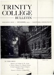Trinity College Bulletin, December 1953 by Trinity College