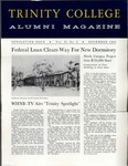 Trinity College Alumni Magazine, December 1960 by Trinity College