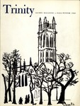 Trinity Alumni Magazine, Fall/Winter 1968