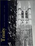 Trinity Alumni Magazine, Fall 1965