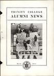 Trinity College Alumni News, March 1944 by Trinity College