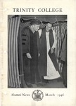 Trinity College Alumni News, March1946