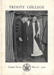 Trinity College Alumni News, March1946 by Trinity College