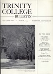 Trinity College Bulletin, March 1953 by Trinity College