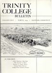 Trinity College Bulletin, March 1954 by Trinity College