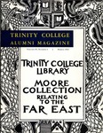 Trinity College Alumni Magazine, March 1963 by Trinity College