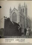 Trinity College Alumni News, November 1942 by Trinity College