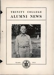Trinity College Alumni News, November 1944