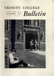 Trinity College Bulletin, November 1949 by Trinity College
