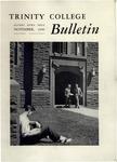 Trinity College Bulletin, November 1949