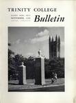 Trinity College Bulletin, November 1950