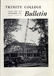 Trinity College Bulletin, November 1951 by Trinity College