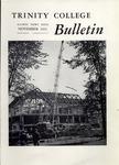 Trinity College Bulletin, November 1951