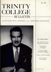 Trinity College Bulletin, November 1952 by Trinity College
