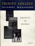 Trinity College Alumni Magazine, November 1960