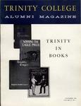 Trinity College Alumni Magazine, November 1960 by Trinity College