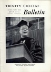 Trinity College Bulletin, July 1951 by Trinity College