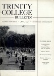 Trinity College Bulletin, July 1952 by Trinity College