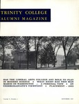 Trinity College Alumni Magazine, November 1963 by Trinity College