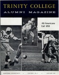Trinity College Alumni Magazine, January 1960