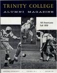 Trinity College Alumni Magazine, January 1960 by Trinity College