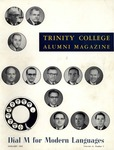 Trinity College Alumni Magazine, January 1963 by Trinity College
