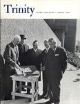Trinity Alumni Magazine, Spring 1968