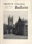 Trinity College Bulletin, May 1949 by Trinity College