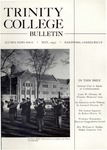 Trinity College Bulletin, May 1952