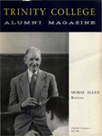 Trinity College Alumni Magazine, May 1961 by Trinity College