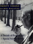 Trinity College Alumni Magazine, May 1963 by Trinity College