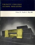 Trinity College Alumni Magazine, May 1965 by Trinity College