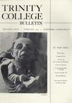Trinity College Bulletin, February 1955
