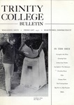 Trinity College Bulletin, February 1957 by Trinity College