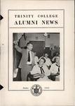 Trinity College Alumni News, October 1944 by Trinity College
