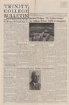 Trinity College Bulletin, May 1953