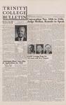 Trinity College Bulletin, November 1955