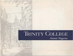 Trinity College Alumni Magazine, April 1961 by Trinity College