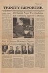 Trinity Reporter, May 1970