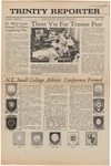 Trinity Reporter, April 1971