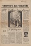 Trinity Reporter, October 1971