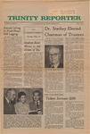 Trinity Reporter, April 1972
