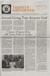Trinity Reporter, July 1974 by Trinity College