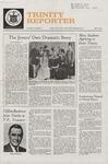 Trinity Reporter, May 1974