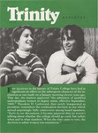 Trinity Reporter, Fall 1979 by Trinity College