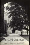 Trinity College Alumni News, May 1940 by Trinity College