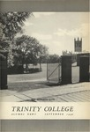 Trinity College Alumni News, September 1940