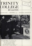 Trinity College Bulletin, December 1954 by Trinity College