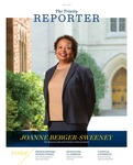 The Trinity Reporter, Fall 2014 by Trinity College